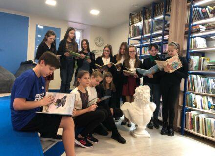 Sveikiname meninio skaitymo konkurso laimėtojus!