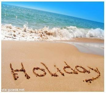 Gerų atostogų!