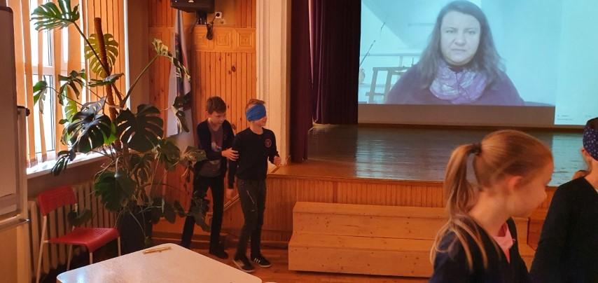 Virtuali kino  edukacija